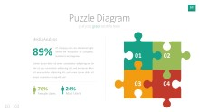 InfoGraphic 107 Multi PPT PowerPoint Info graphic Diagram