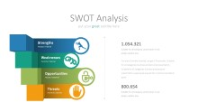 PowerPoint Infographic - 005 SWOT