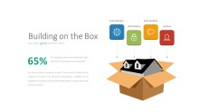 PowerPoint Infographic - 024 Building Box