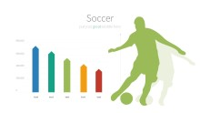 PowerPoint Infographic - 012 Soccer