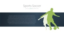 PowerPoint Infographic - 030 Soccer