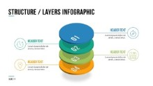 PowerPoint Infographic - 007 - Structure Layers