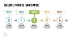PowerPoint Infographic - 046 - Timeline Process