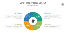PowerPoint Infographic - Circle 019