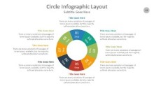 PowerPoint Infographic - Circle 023