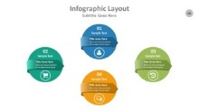 PowerPoint Infographic - Circle 068