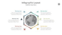 PowerPoint Infographic - Globe 098