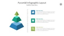 PowerPoint Infographic - Pyramid 032