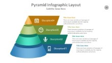 PowerPoint Infographic - Pyramid 033