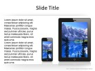 Mobile Photos 1 PPT PowerPoint presentation slide layout