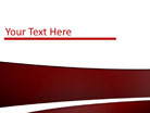 Highlight Underline Red PPT PowerPoint presentation slide layout