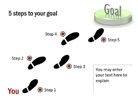 Goal Diagram 04 PPT PowerPoint presentation Diagram