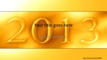 2013 07 Widescreen PPT PowerPoint Template Background