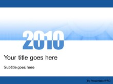 Download 2010 meshy blue PowerPoint Template and other software plugins for Microsoft PowerPoint