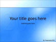 2012 05 PPT PowerPoint Template Background