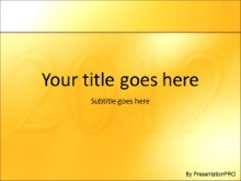 2012 07 PPT PowerPoint Template Background