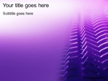 Download skyscraper purple PowerPoint Template and other software plugins for Microsoft PowerPoint