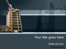 Download building 07 gray PowerPoint Template and other software plugins for Microsoft PowerPoint