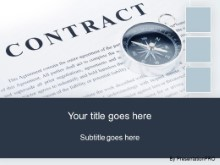 PowerPoint Templates - Contract Direction