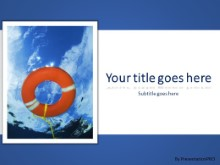 PowerPoint Templates - The Rescue