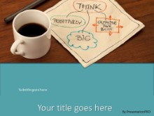 PowerPoint Templates - Thoughts Over Coffee Tea