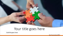 PowerPoint Templates - Team Solution Widescreen