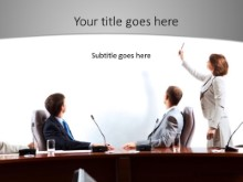 PowerPoint Templates - The Presenter