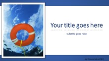 PowerPoint Templates - The Rescue Widescreen