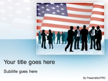 PowerPoint Templates - American Business