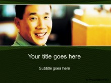 Download asian business man 02 PowerPoint Template and other software plugins for Microsoft PowerPoint