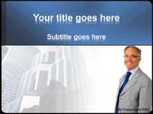 PowerPoint Templates - Corporate Man