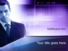 Download virtualstock purple PowerPoint Template and other software plugins for Microsoft PowerPoint