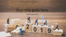 2019 Miniature Workers Widescreen