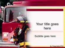 Download fireman PowerPoint Template and other software plugins for Microsoft PowerPoint