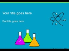 PowerPoint Templates - Science Class