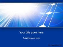 Download solar PowerPoint Template and other software plugins for Microsoft PowerPoint