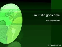 Download green coin PowerPoint Template and other software plugins for Microsoft PowerPoint