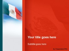 Download mexican flag PowerPoint Template and other software plugins for Microsoft PowerPoint