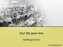 Download clean room PowerPoint Template and other software plugins for Microsoft PowerPoint