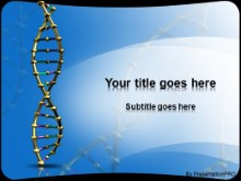 Download dna strand PowerPoint Template and other software plugins for Microsoft PowerPoint