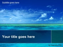 Download great barrier reef PowerPoint Template and other software plugins for Microsoft PowerPoint