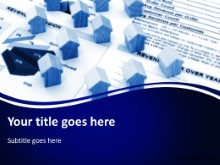 Download real estate report PowerPoint Template and other software plugins for Microsoft PowerPoint