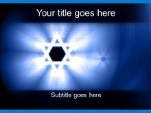 Download starofdavid PowerPoint Template and other software plugins for Microsoft PowerPoint