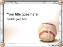 Download baseball PowerPoint Template and other software plugins for Microsoft PowerPoint