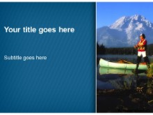Download fishin PowerPoint Template and other software plugins for Microsoft PowerPoint