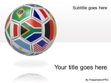 Download world cup 2010 PowerPoint Template and other software plugins for Microsoft PowerPoint