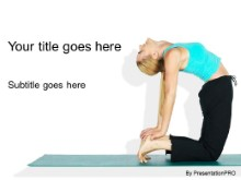 Download yoga01 PowerPoint Template and other software plugins for Microsoft PowerPoint