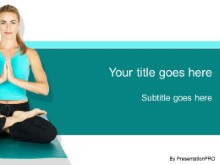 Download yoga02 PowerPoint Template and other software plugins for Microsoft PowerPoint