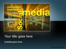 Download social media PowerPoint Template and other software plugins for Microsoft PowerPoint