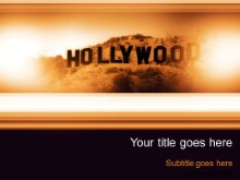 Download hollywood PowerPoint Template and other software plugins for Microsoft PowerPoint